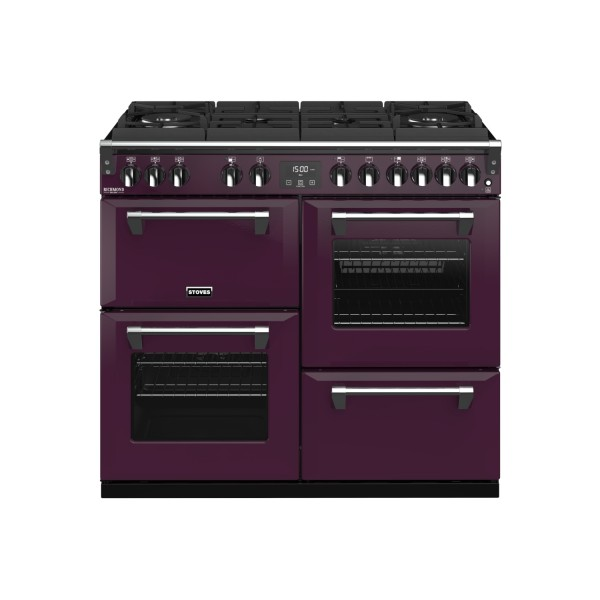 Stoves Richmond Deluxe S1000DF GTG CB Wb Dual Fuel Range Cooker
