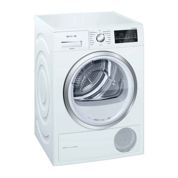 Siemens WT46W491GB Agency Model Tumble Dryer