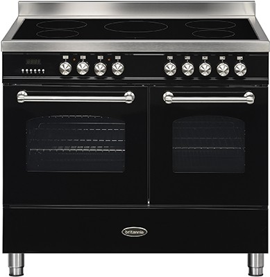 Britannia RC-10TI-FL-K-MK2 Electric Range Cooker
