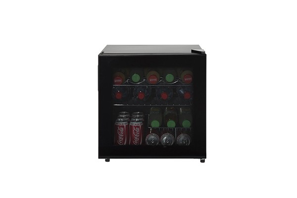 LEC DF50B Fridge With Ice Box