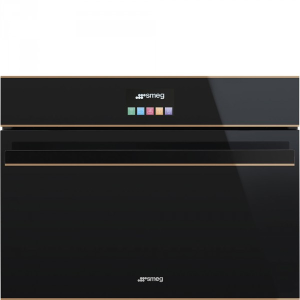 Smeg SF4604MCNR Integrated Combination Microwave