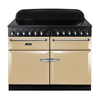 AGA Masterchef 110 DF Cream Dual Fuel Range Cooker