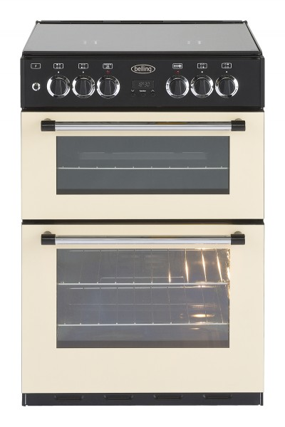 Belling Appliances Ltd Classic 60 DF Crm Dual Fuel Cooker