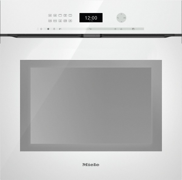Miele H6461BP brwh PureLine Single Oven Electric