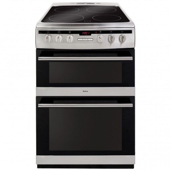 Amica AFC 6550SS Electric Cooker