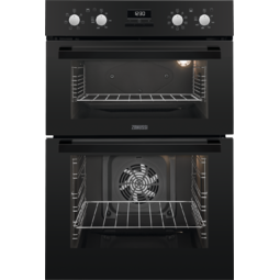 Zanussi ZOD35802BK Double Oven Electric