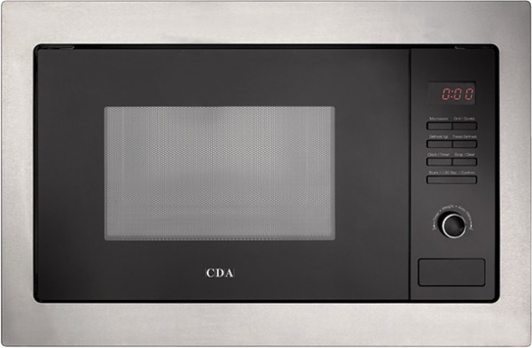 CDA VM230SS Integrated Microwave Grill