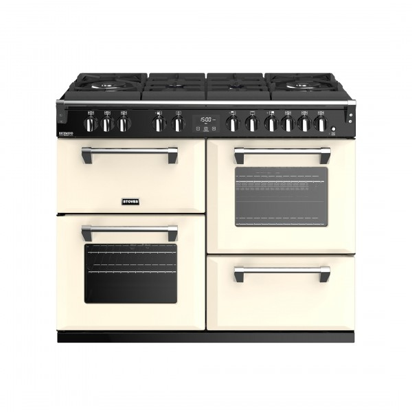 Stoves Richmond Deluxe S1100DF GTG Classic Cream Dual Fuel Range Cooker