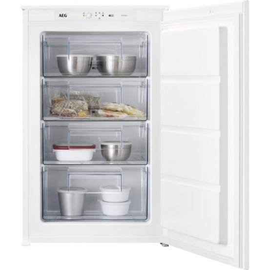 AEG ABE6882VLS Integrated In Column Freezer