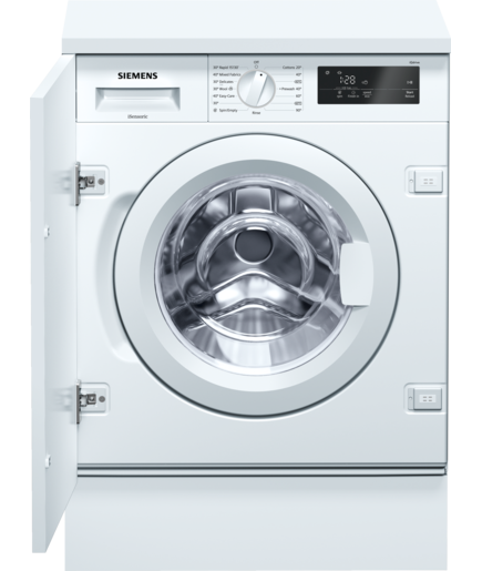 Siemens WI14W300GB Integrated Washing Machine