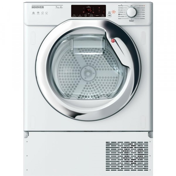 Hoover HBTDWH7A1TCE Integrated Tumble Dryer