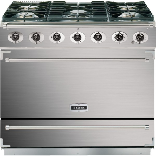 Falcon 900S DF SS Chrome 87420 Dual Fuel Range Cooker