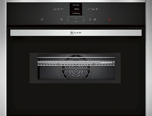 Neff C17MR02N0B Integrated Combination Microwave
