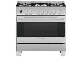 Fisher & Paykel OR90SDG6X1 Dual Fuel Range Cooker