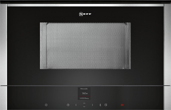 Neff C17WR00N0B Integrated Microwave