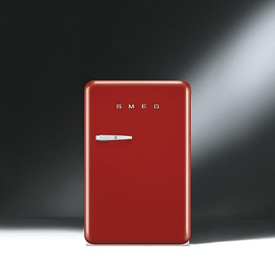 Smeg FAB10RR Fridge With Ice Box