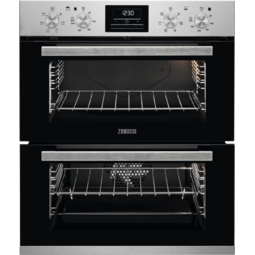 Zanussi ZOF35601XK Double Oven Electric