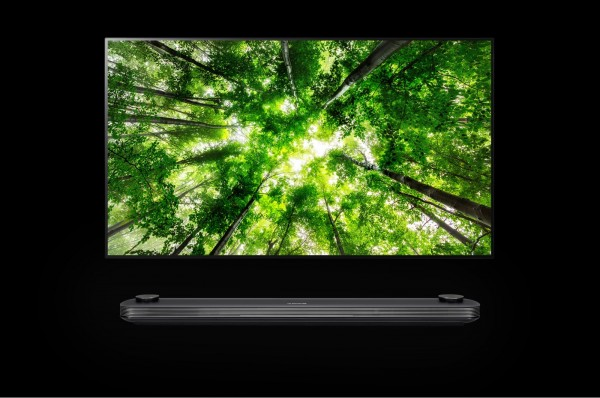 LG Electronics OLED65W8PLA Agency Model LED TV
