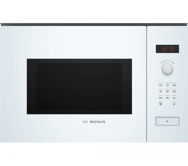 Bosch BFL553MW0B Integrated Microwave