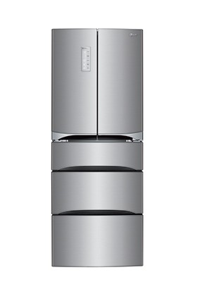 LG Electronics GB6140PZQV American Style Fridge Freezer