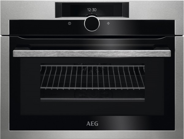 AEG KME861000M Integrated Combination Microwave