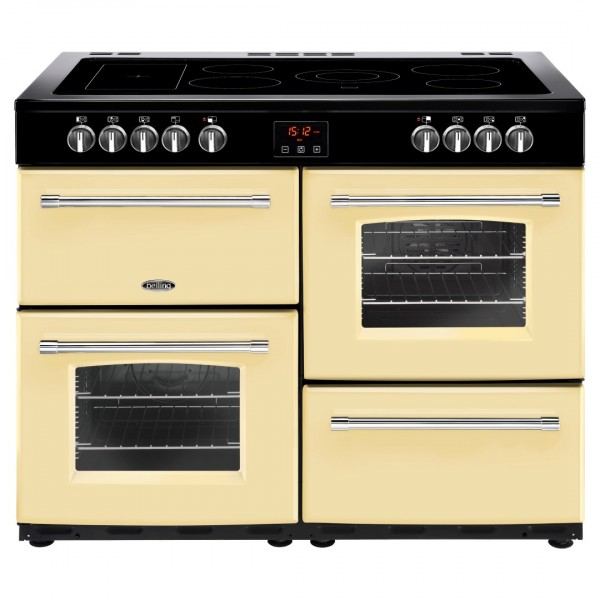 Belling Farmhouse 110E Crm Electric Range Cooker