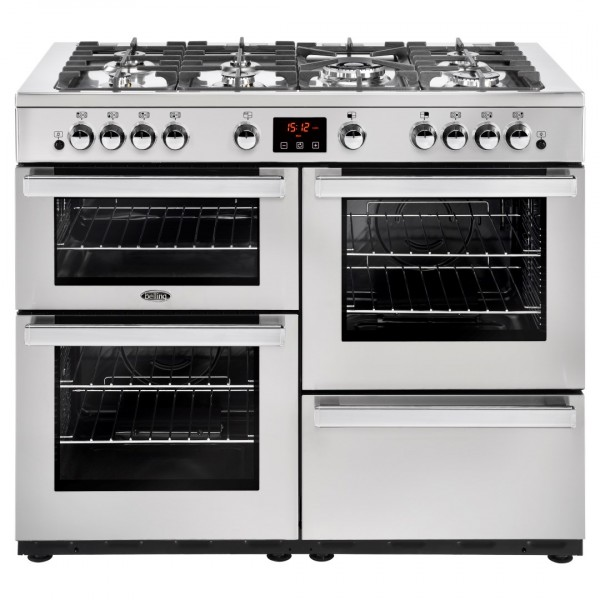 Belling Appliances Ltd Cookcentre 110G SS Professional Gas Range Cooker