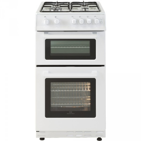 New World 50GTC Whi Gas Cooker