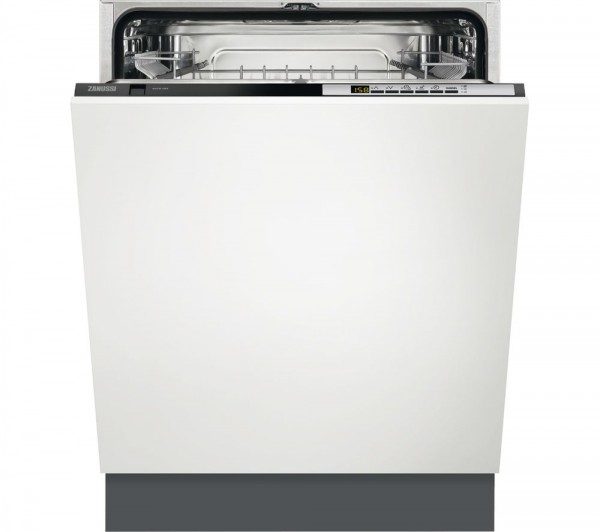 Zanussi ZDV12002FA Integrated Dishwasher