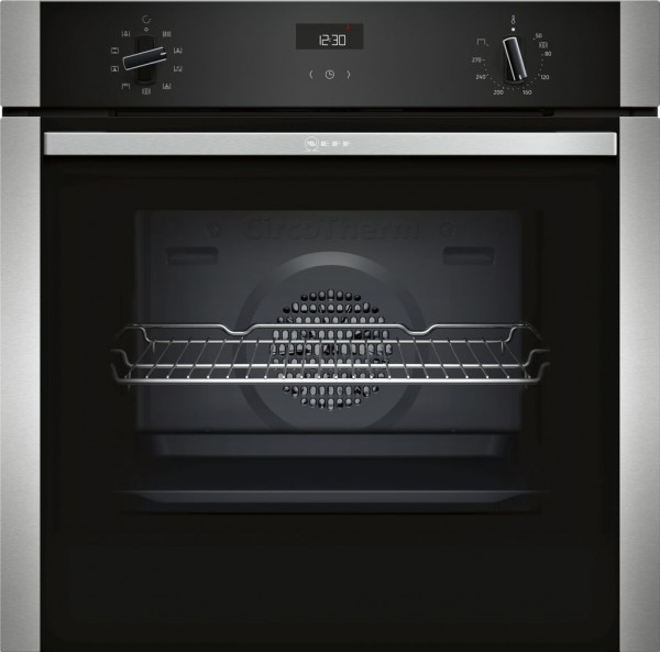 Neff B1ACE4HN0B Single Oven Electric