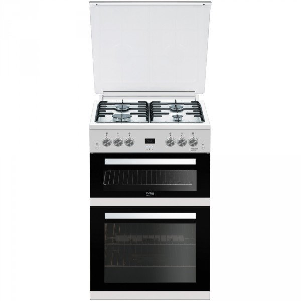 Beko EDG6L33W Agency Model Gas Cooker