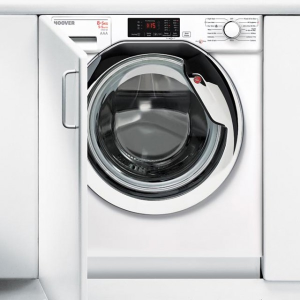 Hoover HBWD8514DAC-80 Integrated Washer Dryer