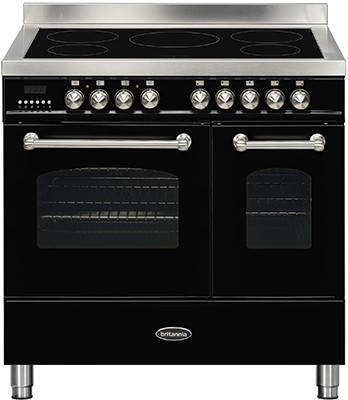 Britannia RC-9TI-FL-K-MK2 Electric Range Cooker