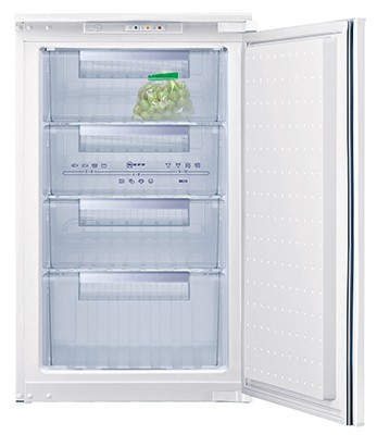 Neff G1524X7GB Integrated In Column Freezer