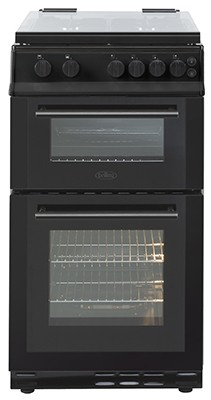 Belling Appliances Ltd FS50GDOL Blk Gas Cooker