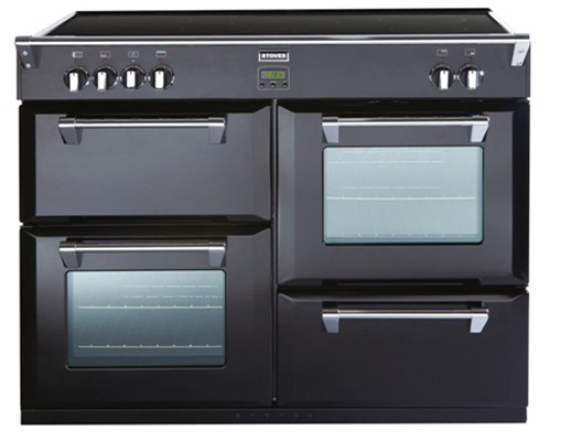 Stoves Richmond 1100E i Blk Electric Range Cooker