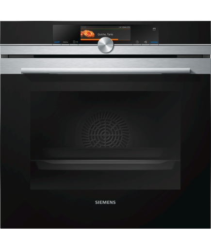 Siemens HR678GES6B Single Oven Electric