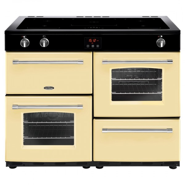 Belling Farmhouse 110 Ei Crm Electric Range Cooker