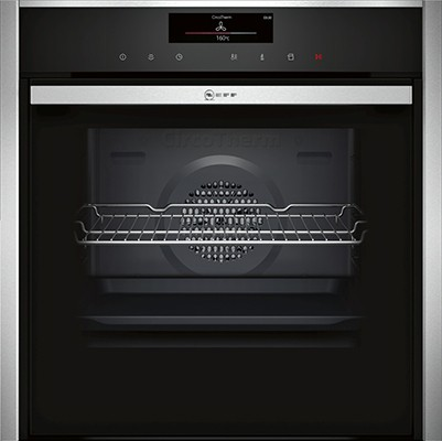 Neff B58VT28N0B Single Oven Electric