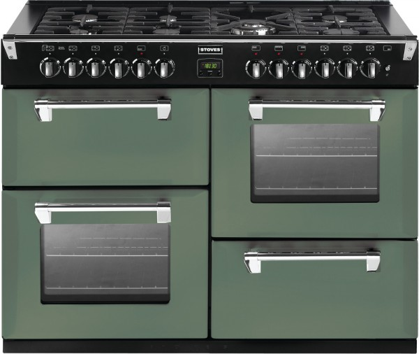Stoves Richmond 1100GT CB Soho Grn Gas Range Cooker