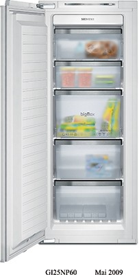 Siemens GI25NP60 Integrated In Column Freezer