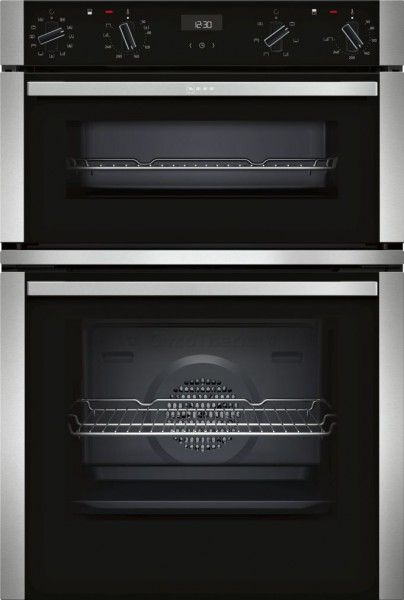 Neff U1ACI5HN0B Double Oven Electric