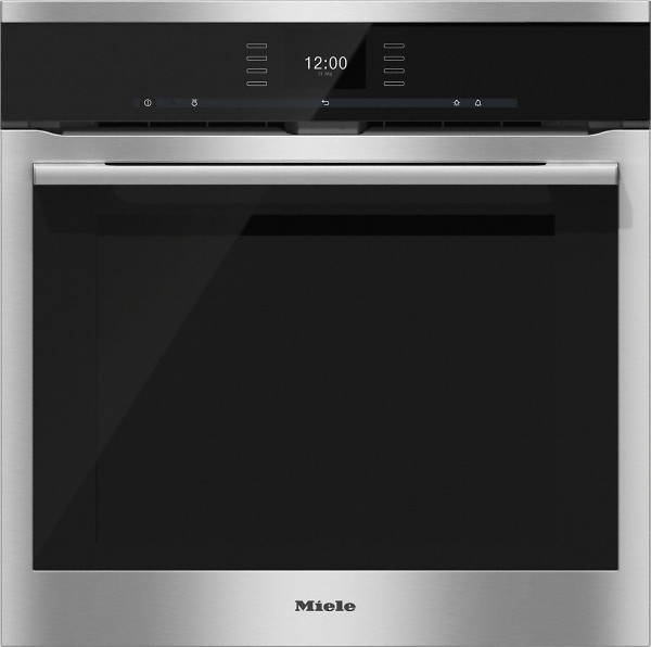 Miele H6560BP clst ContourLine Single Oven Electric