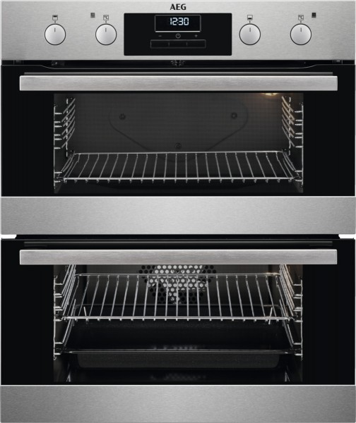 AEG DUB331110M Double Oven Electric