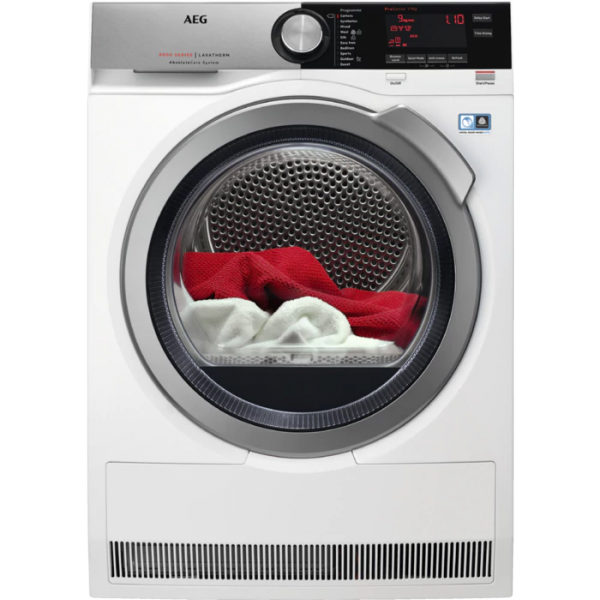 AEG T8DEC946R Tumble Dryer