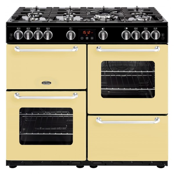 Belling Appliances Ltd Sandringham 100G Crm Gas Range Cooker