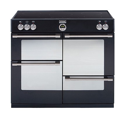 Stoves Sterling 1000E i Blk Electric Range Cooker