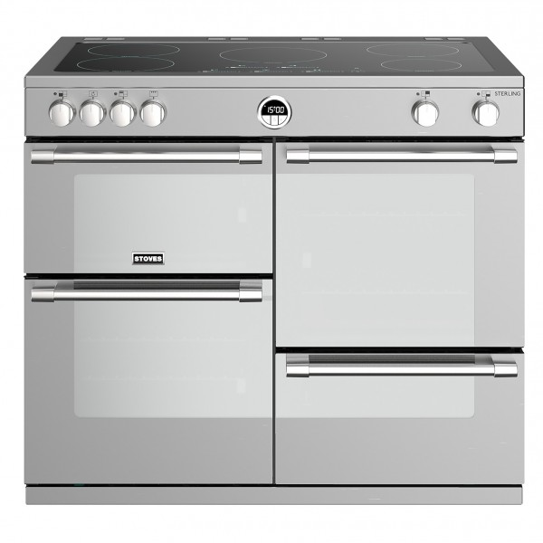 Stoves Sterling S1100E i SS Electric Range Cooker