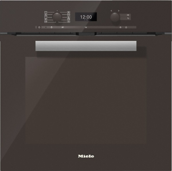Miele H6460BP hvbr PureLine Single Oven Electric