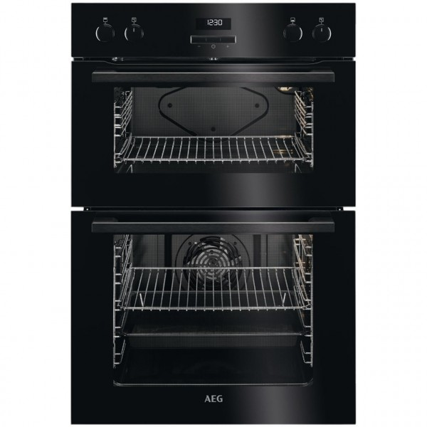 AEG DEE431010B Double Oven Electric